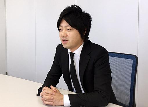 営業部 東日本グループ グループマネージャー